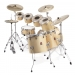 Heritage Concert Tom 22 in Natural Satin Lacquer
