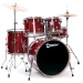 Rock 22 in Wine Red Lacquer - 6295WRL-S