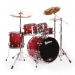 Stage 22 in Cherry Red Fade Lacquer - 42899-27CRF