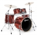 Powerhouse Modern Rock 22 in Red Groove Wrap