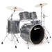 Powerhouse Modern Rock 22 in Silver Groove Wrap