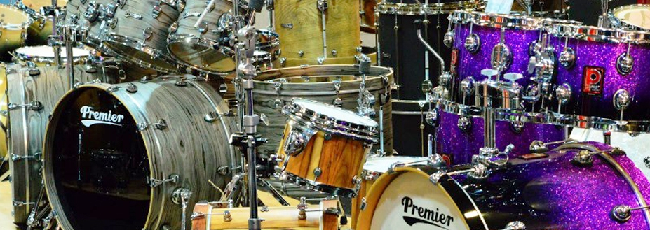 Premier appoints Wembley Drum Centre as flagship retail partner